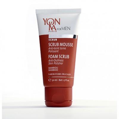 Y1027-yonka-pour-hommes-scrub-mousse
