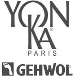 Logos Yon-ka et Gehwol boutique